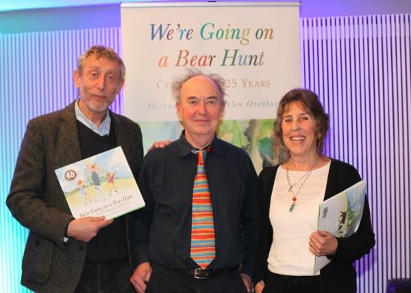 Michael Rosen, David Lloyd and Helen Oxenbury